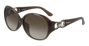 Salvatore Ferragamo SF896SRA Sunglasses