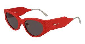 Salvatore Ferragamo SF950SL RUNWAY Sunglasses