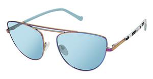 Betsey Johnson XTRA Sunglasses