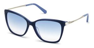 Swarovski SK0267 Sunglasses