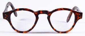 Chakra Eyewear K50562 Dark Havana with Pink Flecks c005