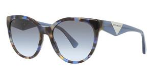 Emporio Armani EA4140 Sunglasses