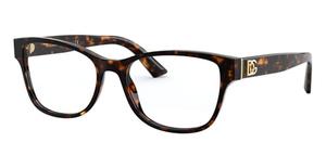 Dolce & Gabbana DG3326 Eyeglasses