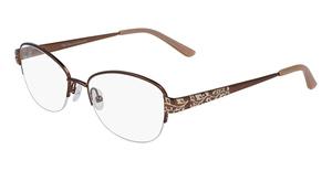 Marchon TRES JOLIE 188 Eyeglasses