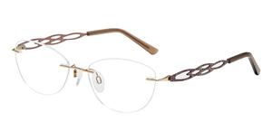 Charmant Titanium CH 29214 Eyeglasses