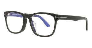 Tom Ford FT5662-F-B-N Eyeglasses