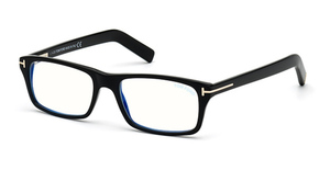 Tom Ford FT5663-F-B Eyeglasses