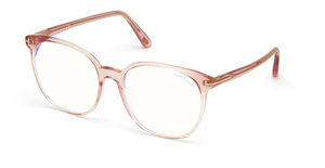 Tom Ford FT5671-F-B Eyeglasses