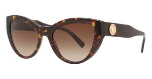 Versace VE4381B Sunglasses