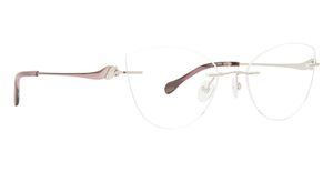 Totally Rimless TR 316 Soleil Eyeglasses