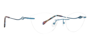 Totally Rimless TR 321 Trellis Eyeglasses