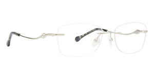 Totally Rimless TR 323 Trellis Eyeglasses