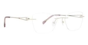 Totally Rimless TR 327 Bria Eyeglasses