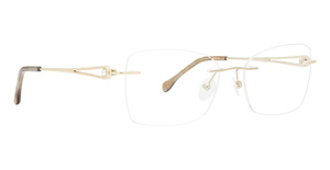 Totally Rimless TR 328 Bria Eyeglasses