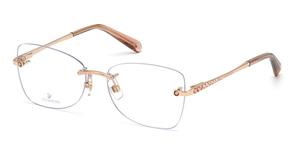 Swarovski SK5374 Eyeglasses