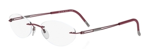 Silhouette Titan Next Generation 5227 (Chassis) Bordeaux Red