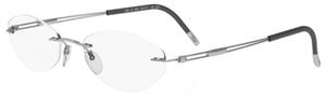 Silhouette 5227-4299 Sleek  Silver