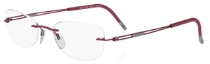 Silhouette 5227-4300 Bordeaux Red