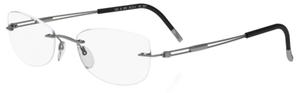 Silhouette 5227-4300 Quartz  Grey
