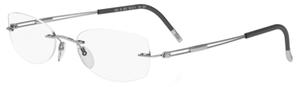 Silhouette 5227-4301 Sleek  Silver