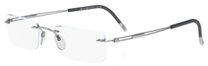Silhouette 5227-5221 Sleek  Silver