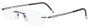 Silhouette 5227-5223 Admiral  Blue