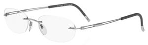 Silhouette 5227-5223 Sleek  Silver