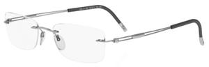 Silhouette 5227-5224 Sleek  Silver