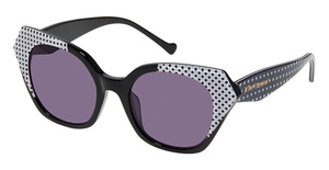 Betsey Johnson TIME TO SHINE Sunglasses