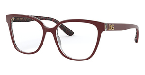 Dolce & Gabbana DG3321F Eyeglasses