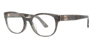 Dolce & Gabbana DG3327F Eyeglasses