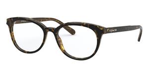 Coach HC6149F Eyeglasses