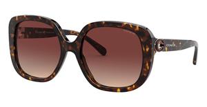 Coach HC8292 Sunglasses