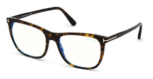 Tom Ford FT5672-F-B Eyeglasses