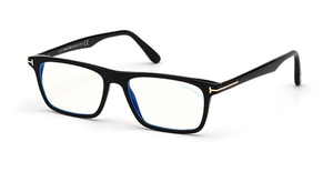 Tom Ford FT5681-F-B Eyeglasses