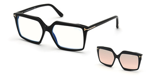 Tom Ford FT5689-B Eyeglasses
