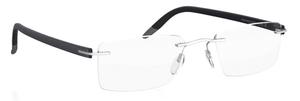 Silhouette 5379-5377 Grey Steel