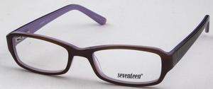 Seventeen 5383 Brown/Lavender