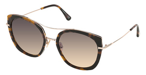 Tom Ford FT0760-F Sunglasses
