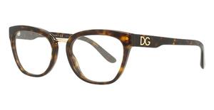 Dolce & Gabbana DG3335 Eyeglasses