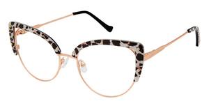Betsey Johnson SHOWTIME Eyeglasses