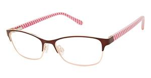 Lulu by Lulu Guinness LK034 Eyeglasses