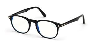 Tom Ford FT5680-F-B Eyeglasses
