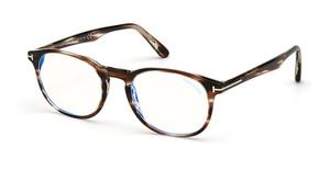 Tom Ford FT5680-F-B Eyeglasses