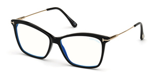 Tom Ford FT5687-B Eyeglasses