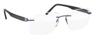 Silhouette 5506DQ Steel Blue/Slate Gray