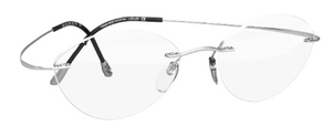 Silhouette 5515CV Sterling Silver