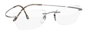 Silhouette 5515CX Silver Gray