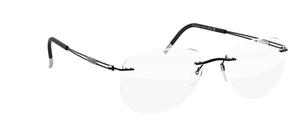 Silhouette 5521 EX Shape Eyeglasses