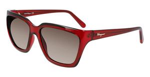 Salvatore Ferragamo SF1018S Sunglasses
